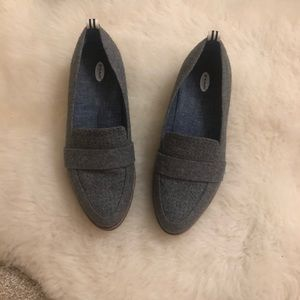 Dr. Scholl's Grey Loafers